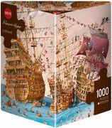 Ruyer Corsair. Puzzle 1000 Teile