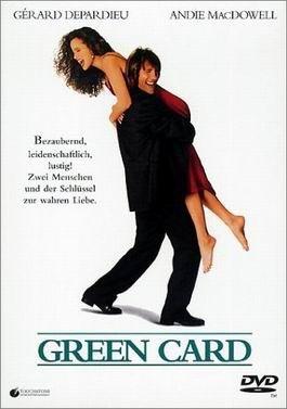 Green Card als DVD