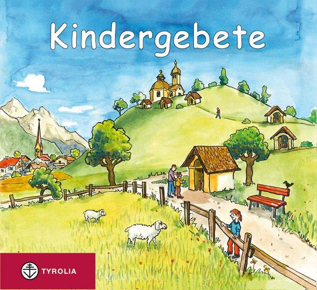 Kindergebete als Buch