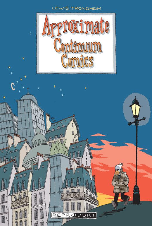 Approximate Continuum Comic als Buch