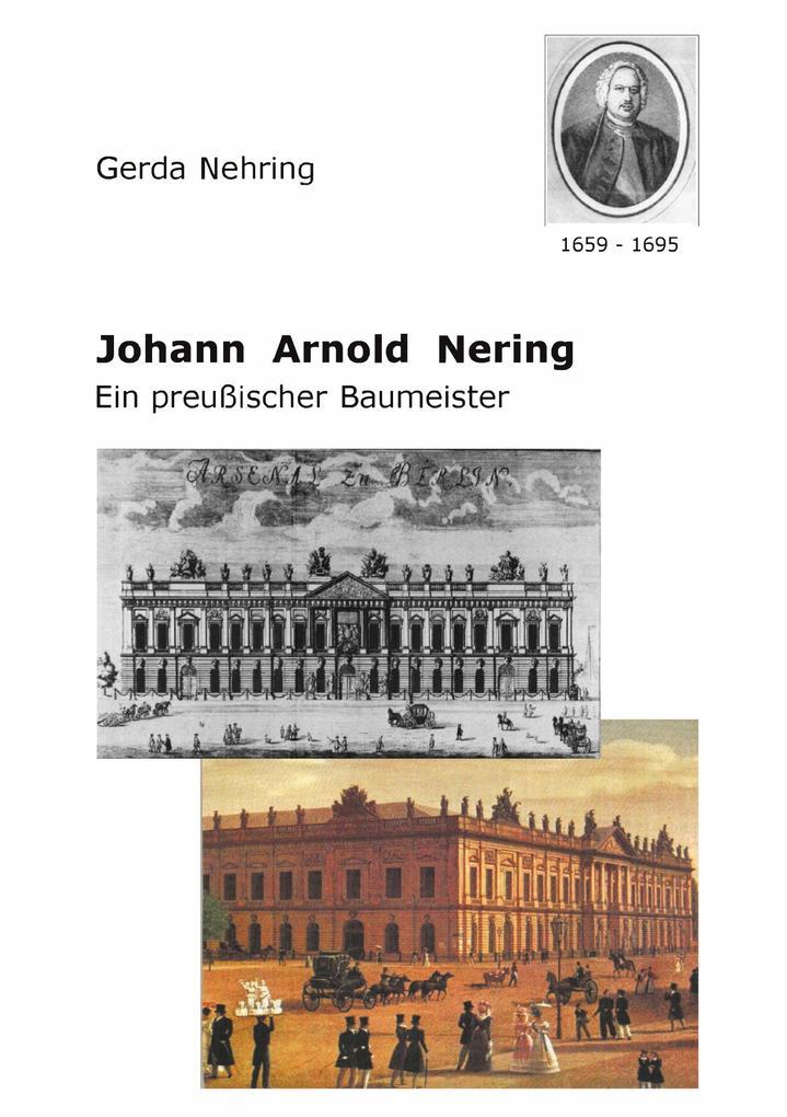 Johann Arnold Nering als Buch