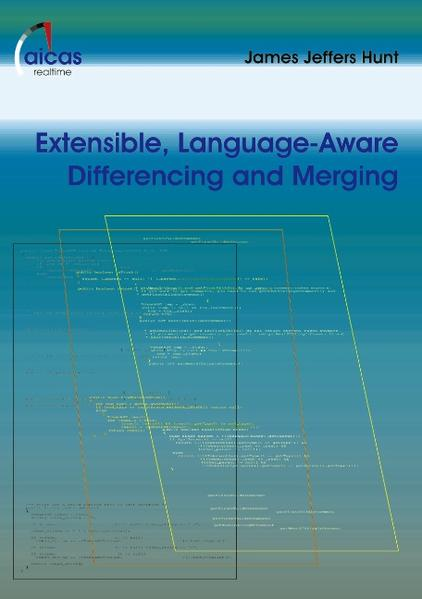 Extensible, Language-Aware Differencing and Merging als Buch