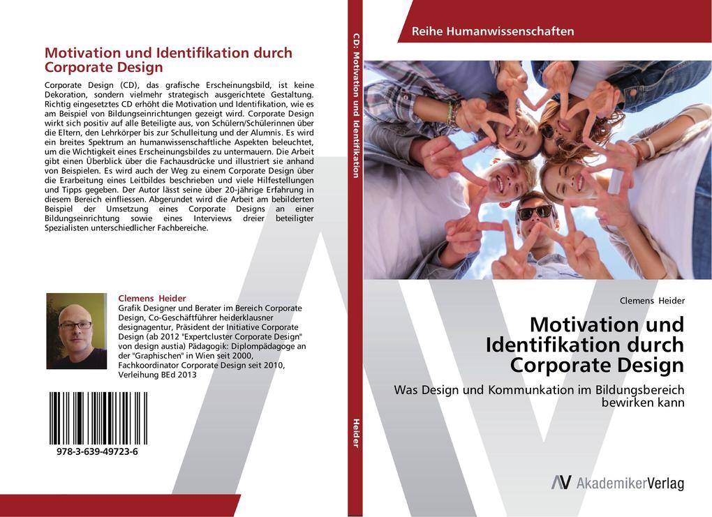 Motivation und Identifikation durch Corporate D...