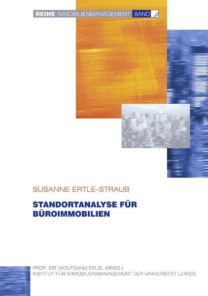 Standortanalyse für Büroimmobilien als Buch