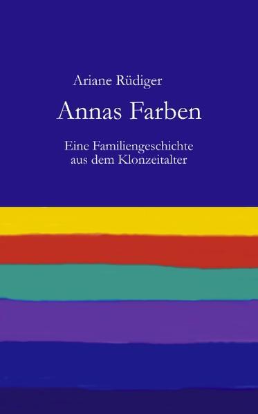 Annas Farben als Buch