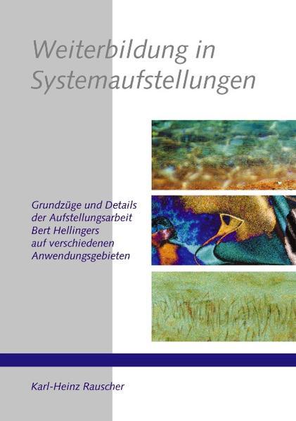 Weiterbildung in Systemaufstellungen als Buch