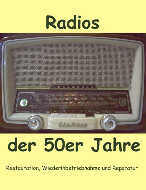 Radios der 50er Jahre als Buch