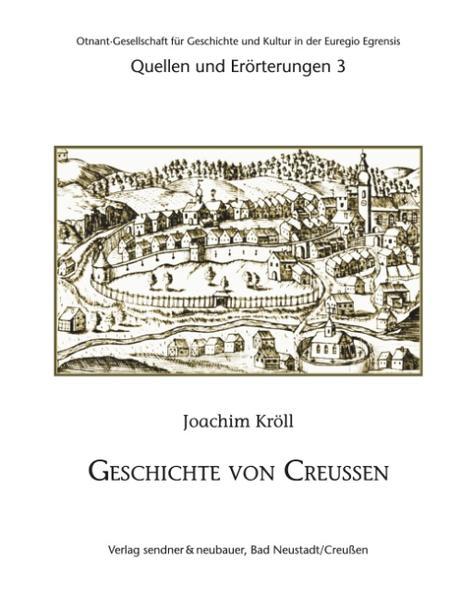 Geschichte von Creußen als Buch