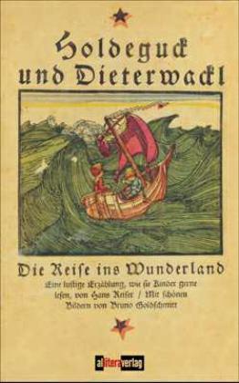 Holdeguck und Dieterwackl als Buch