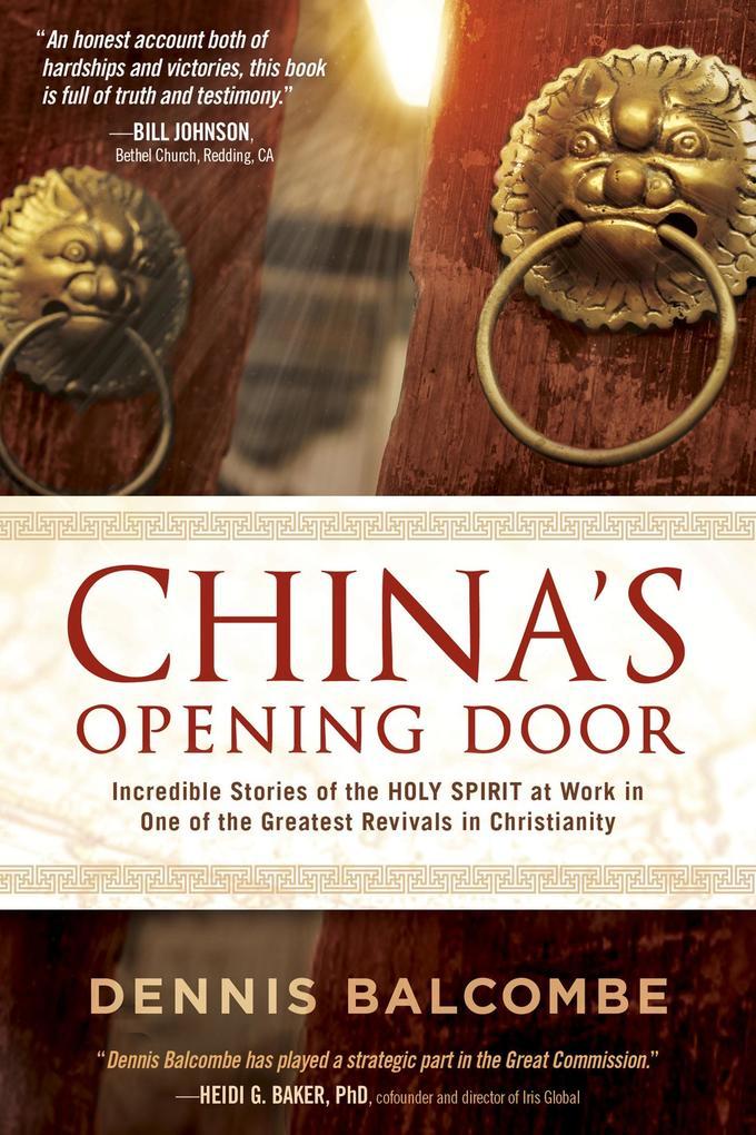 China´s Opening Door als eBook Download von Den...