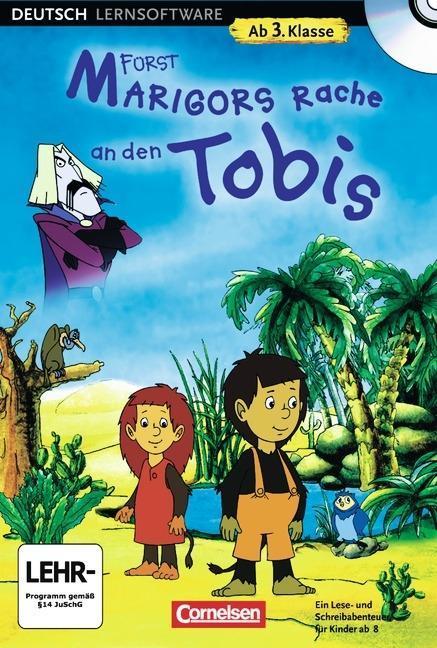 Fürst Marigors Rache an den Tobis. CD-ROM als Software