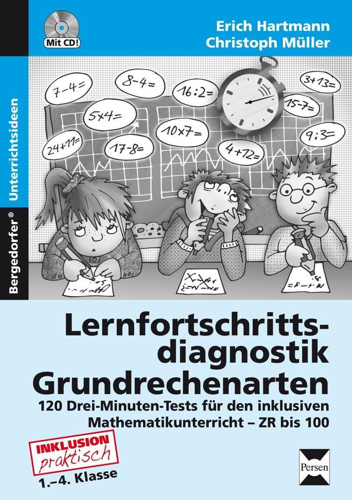 Lernfortschrittsdiagnostik: Grundrechenarten al...