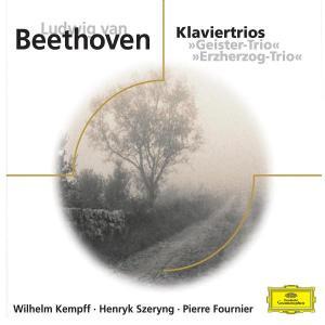 Geister-Trio/Erzherzog-Trio als CD
