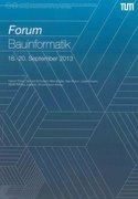 25. Forum Bauinformatik 2013
