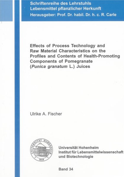 Effects of Process Technology and Raw Material ...