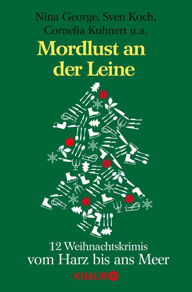 Mordlust an der Leine als eBook Download von Sv...