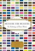 Measure for Measure: An Anthology of Poetic Meters