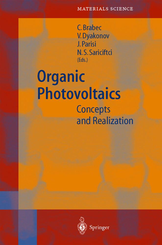 Organic Photovoltaics als Buch