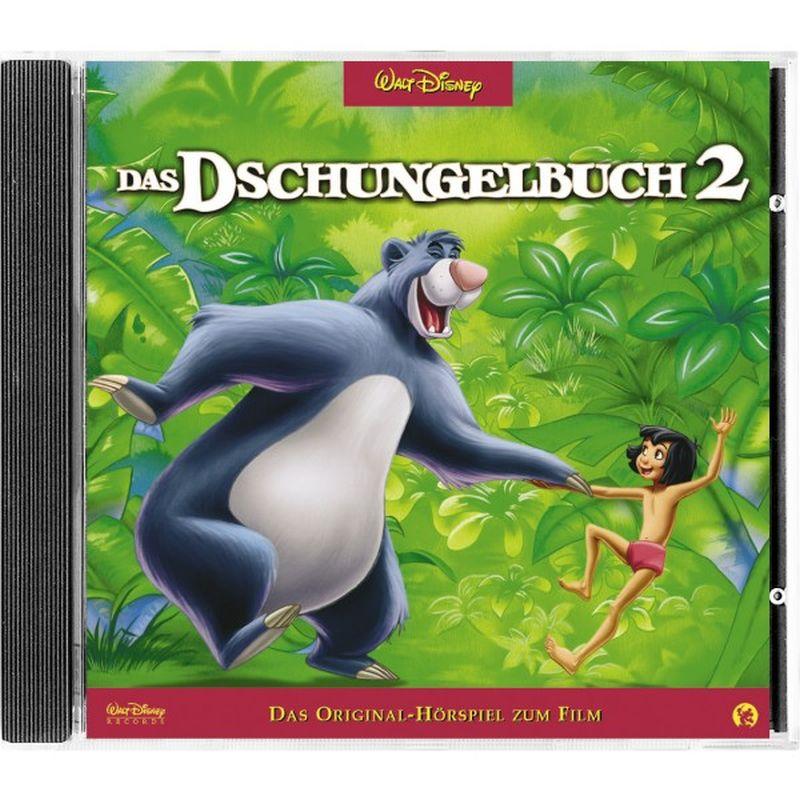 Das Dschungelbuch 2. CD als Hörbuch