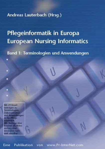 Pflegeinformatik in Europa als Buch