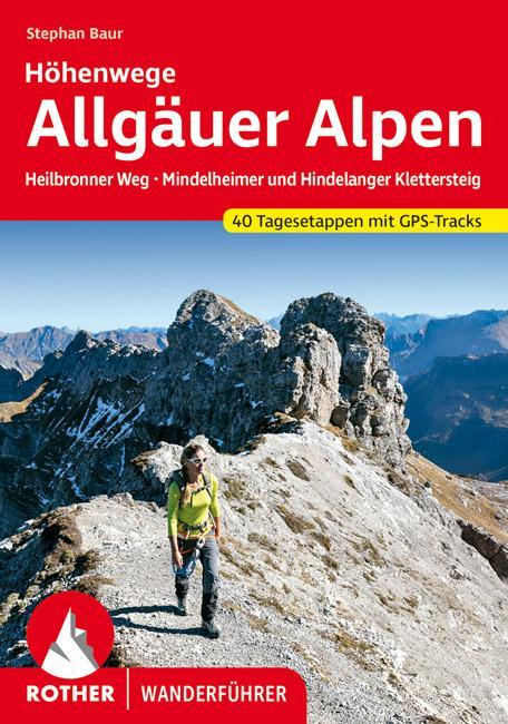 Allgäuer Alpen als Buch