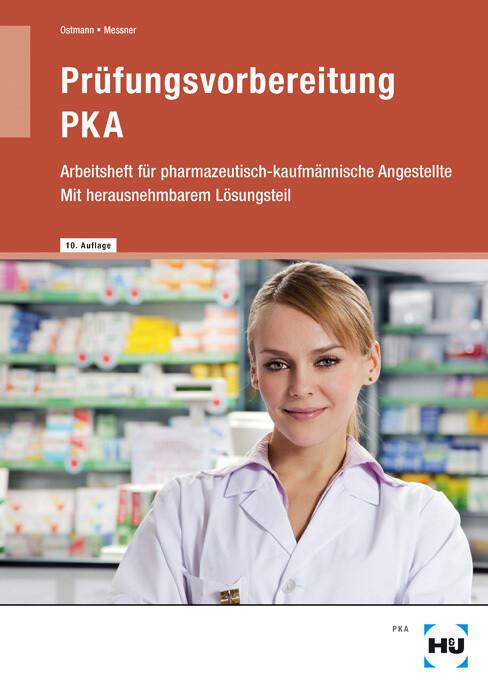 Prüfungsvorbereitung PKA als Buch