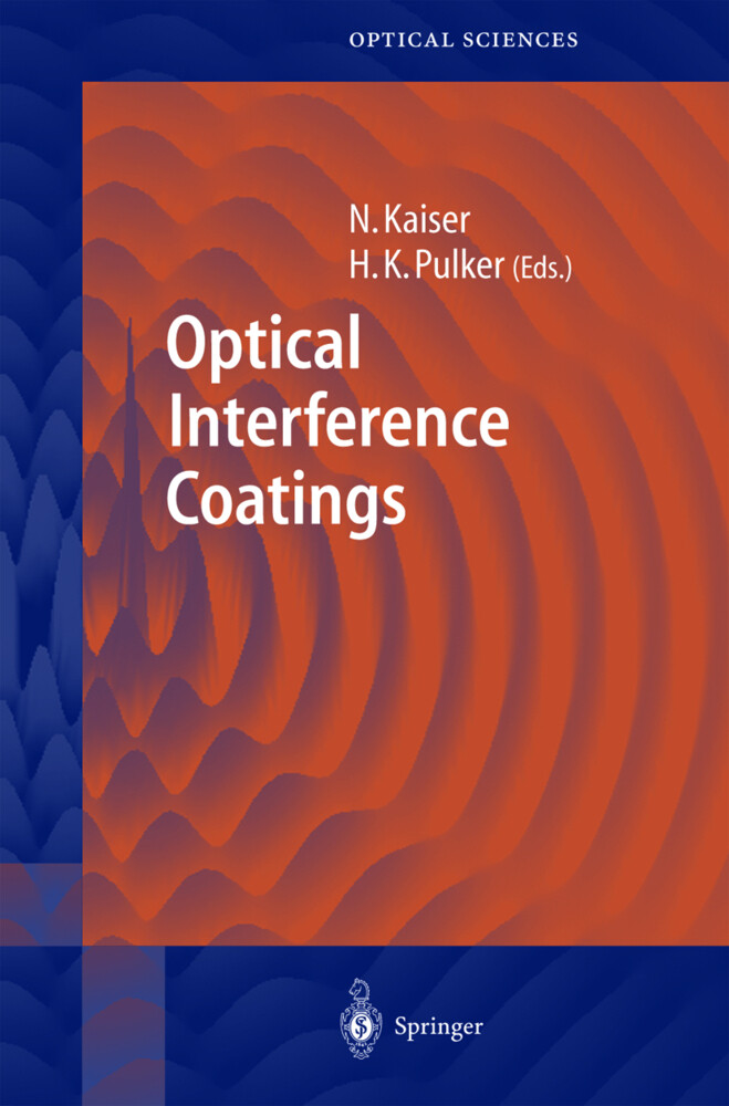 Optical Interference Coatings als Buch