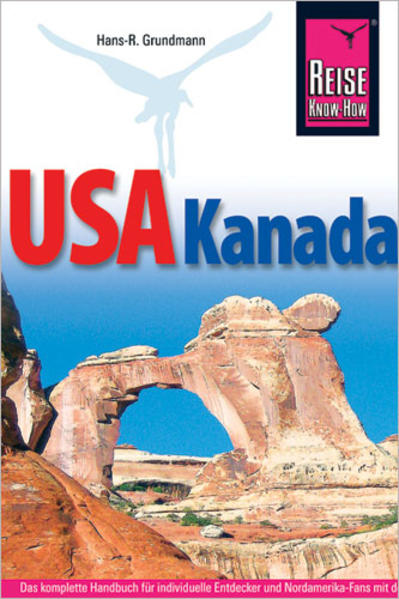USA / Kanada als Buch