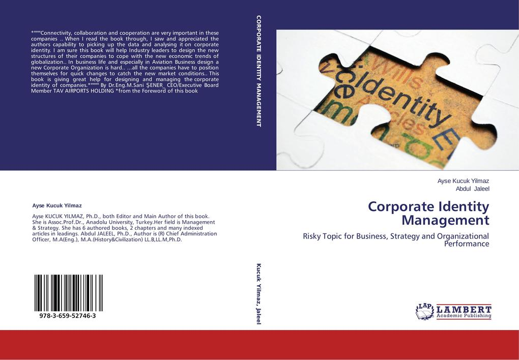Corporate Identity Management als Buch von Ayse...