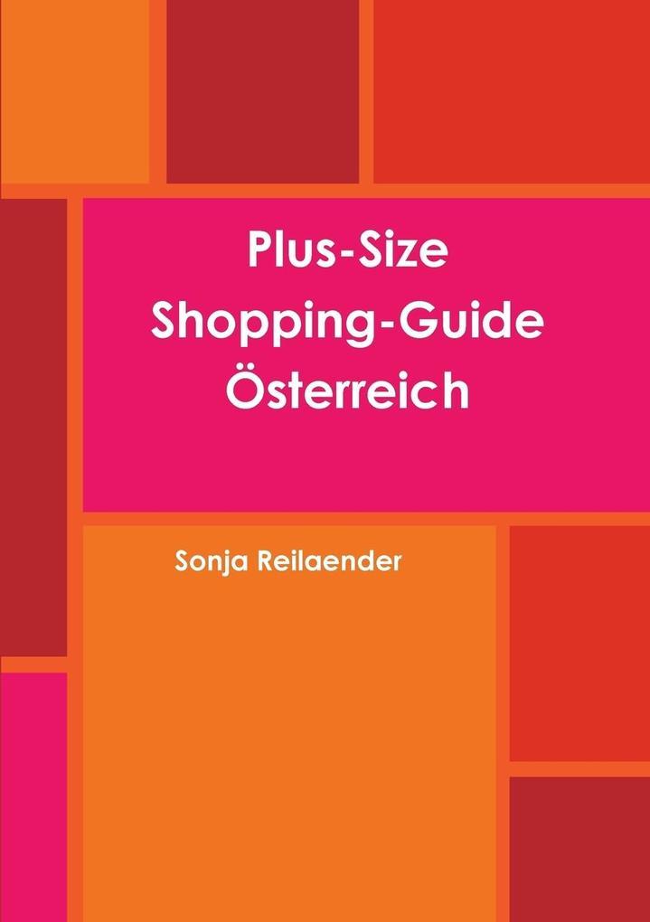 Plus-Size Shopping-Guide Osterreich als Taschen...