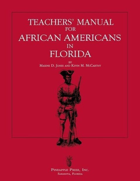 Teachers' Manual for African Americans in Florida als Taschenbuch