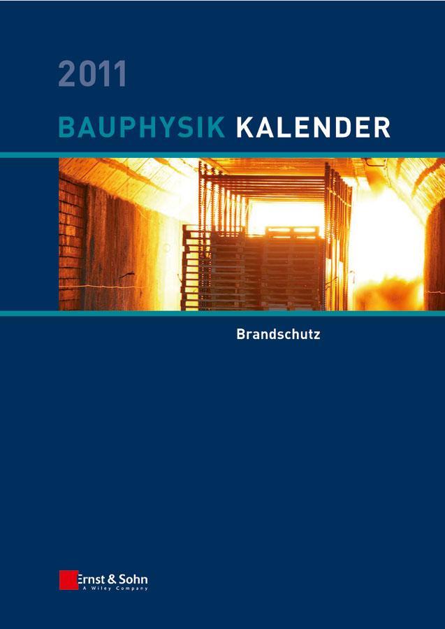 Bauphysik-Kalender 2011 als eBook Download von