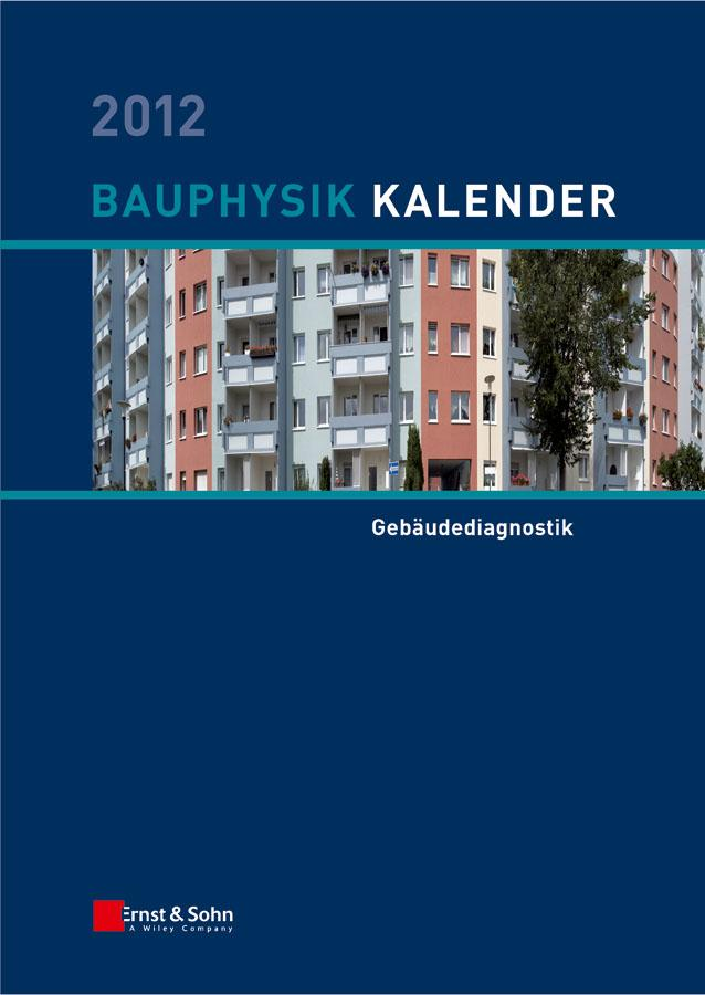 Bauphysik-Kalender 2012 als eBook Download von