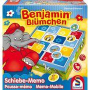 Benjamin Blümchen: Schiebe-Memo