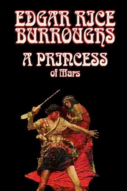 A Princess of Mars als Buch