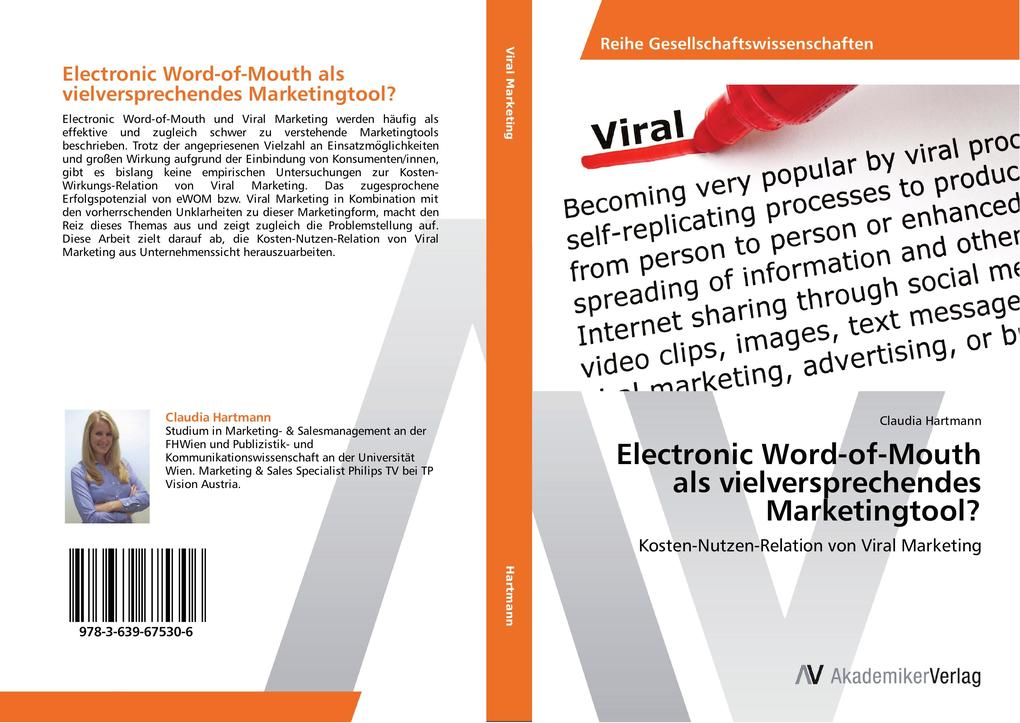 Electronic Word-of-Mouth als vielversprechendes...