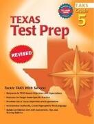Spectrum Texas Test Prep, Grade 5