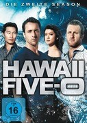 Hawaii Five-O (2010) - Season 2 (6 Discs, Multibox)