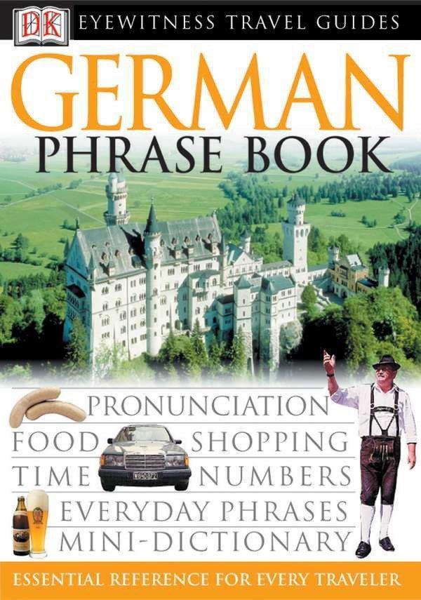 German Phrase Book als Taschenbuch