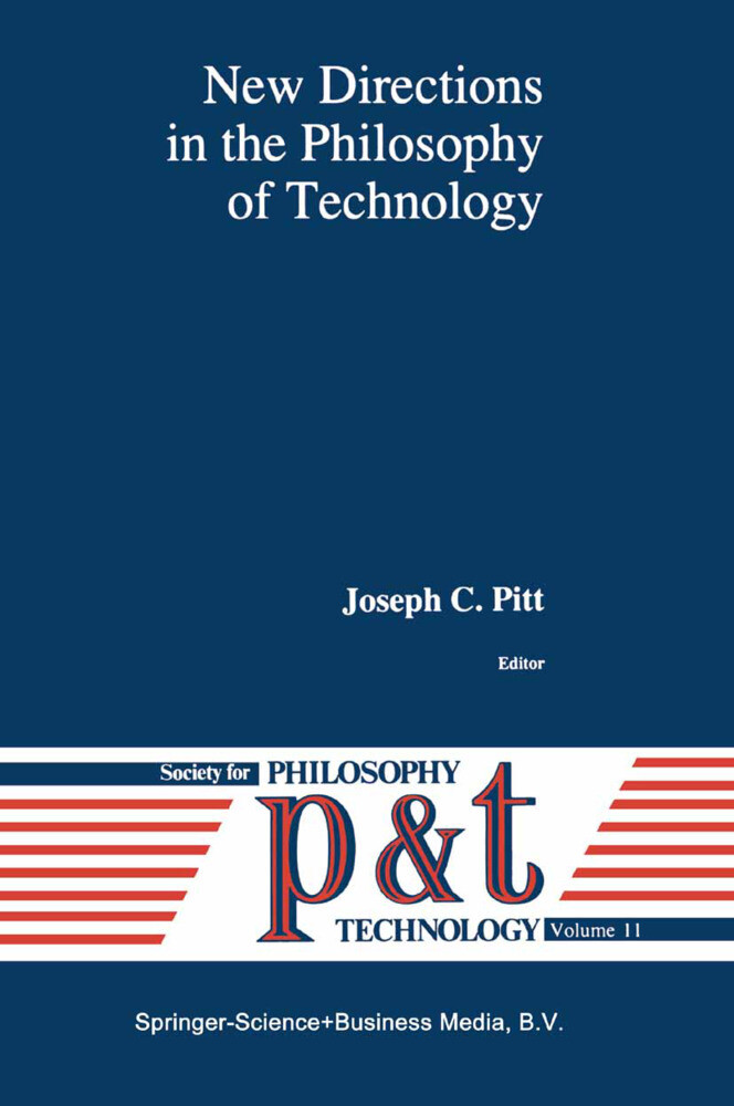 New Directions in the Philosophy of Technology als Buch