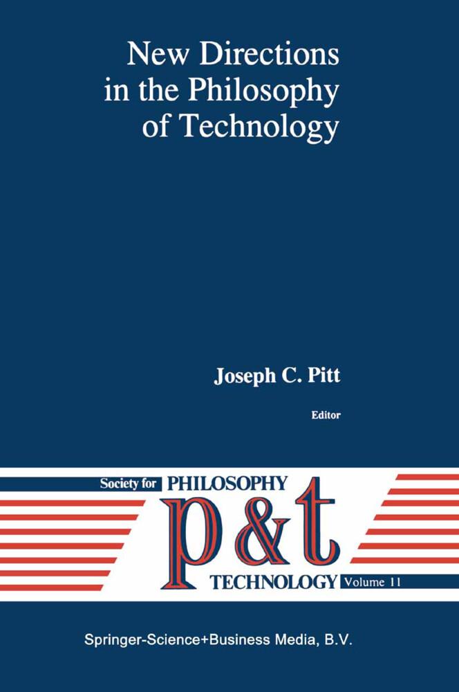 New Directions in the Philosophy of Technology als Buch (gebunden)