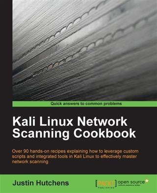 Kali Linux Network Scanning Cookbook als eBook ...