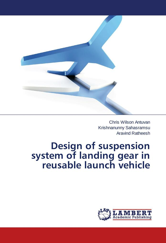 Design of suspension system of landing gear in ...
