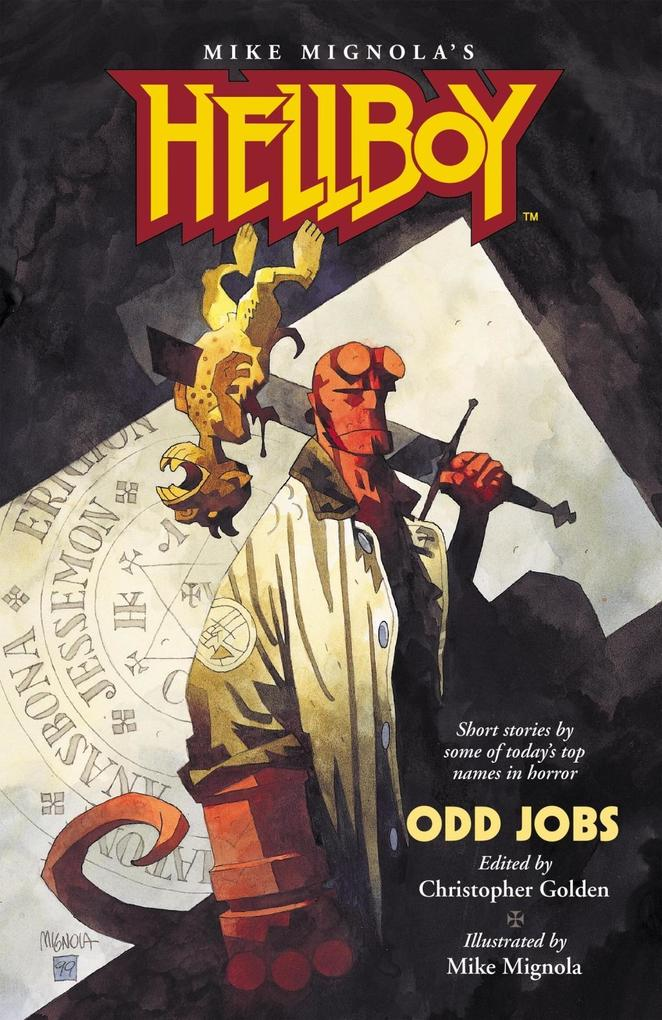 Hellboy: Odd Jobs als eBook Download von Various