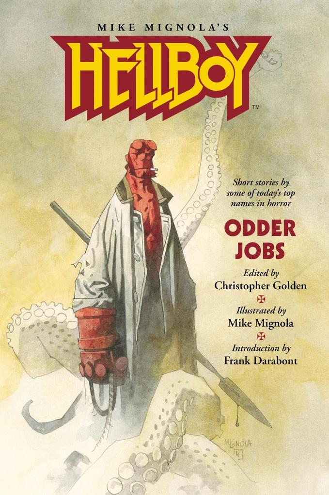 Hellboy: Odder Jobs als eBook Download von Fran...