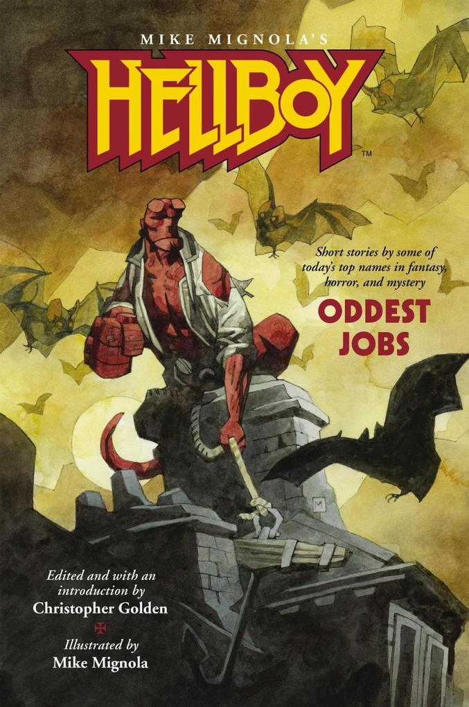 Hellboy: Oddest Jobs als eBook Download von Mik...