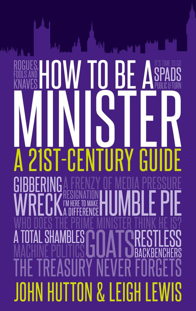 How to Be a Minister als eBook Download von Joh...