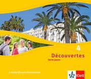 Découvertes Série jaune 4. Audio-CD