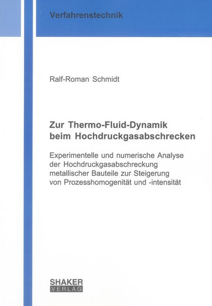 Zur Thermo-Fluid-Dynamik beim Hochdruckgasabsch...