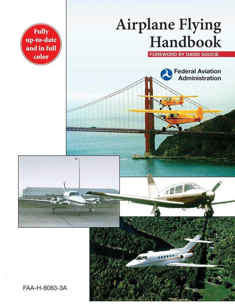 Airplane Flying Handbook als eBook Download von